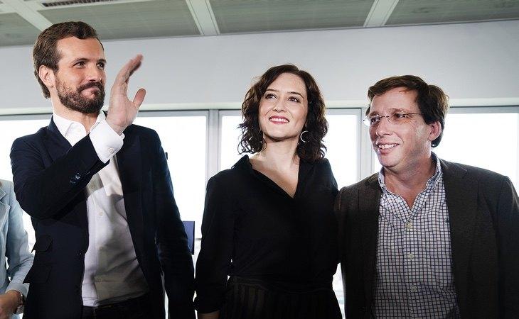 El PP de Madrid continua gobernado por una gestora
