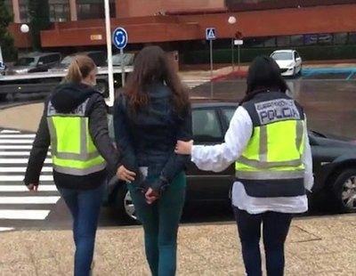 Detenida una mujer española en Madrid por prostituir y drogar a su sobrina de 12 años durante meses
