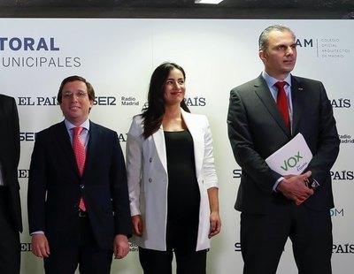 Almeida y Villacís ceden ante VOX: eliminan ayudas a LGTBI, violencia de género y las aprueban para antiabortistas