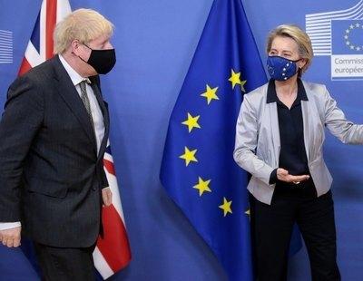 La Unión Europea y Reino Unido llegan a un acuerdo comercial histórico para la era post-Brexit