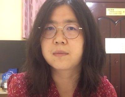 Condenada a prisión una periodista china por informar sobre el coronavirus desde Wuhan