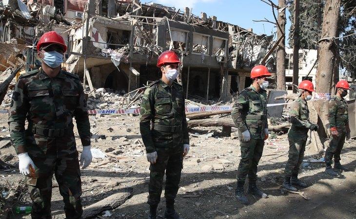 El conflicto del Alto Karabaj entre Armenia y Azerbaiyán ha desencadenado en una guerra entre los países