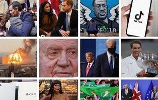 Más allá del coronavirus: Las 33 noticias que han marcado el 2020