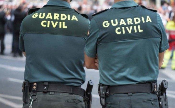 La Guardia Civil halló el cuerpo de la joven