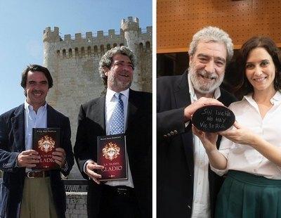 Casado mira con recelo a Ayuso: siente que le 'mueve la silla' con la estrategia MAR que llevó a Aznar a Moncloa