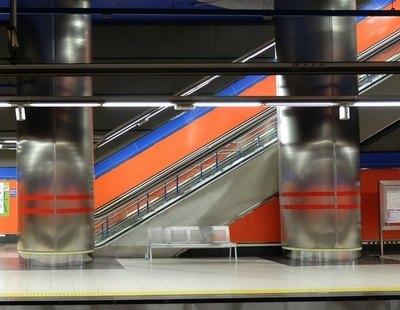 Pánico en el Metro de Madrid: detenido un hombre tras amenazar a varios viajeros con un cuchillo