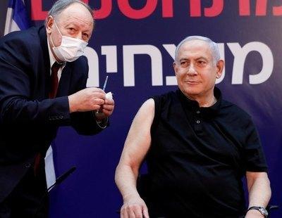 Israel ya ha vacunado al 5,68% de la población y conseguiría la inmunidad antes de abril