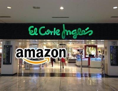 El Corte Inglés prepara una nueva compañía logística con 5.000 empleados que competirá contra Amazon
