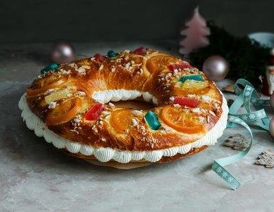 Los 4 mejores roscones de Reyes con nata del supermercado en 2020, según un estudio de la OCU