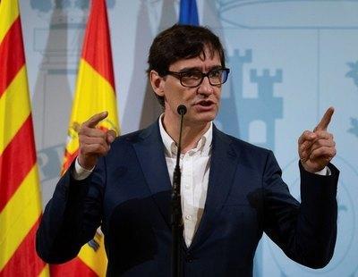 Salvador Illa será candidato del PSC en las elecciones de Cataluña