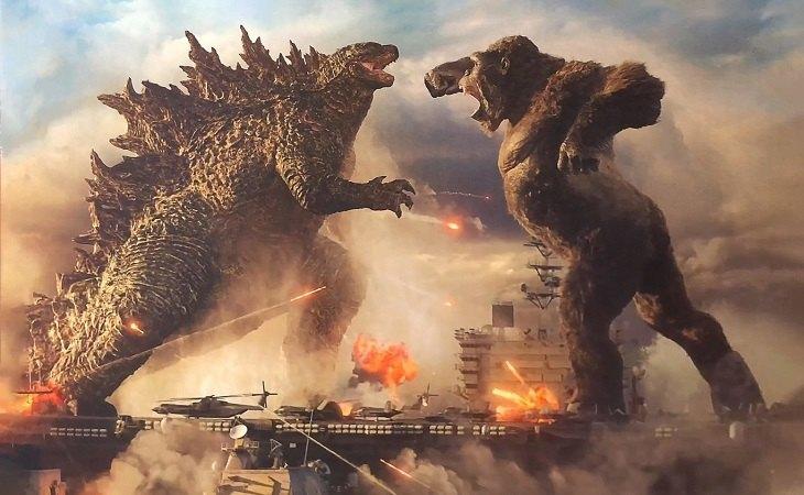 'Godzilla vs. Kong', de Adam Wingard