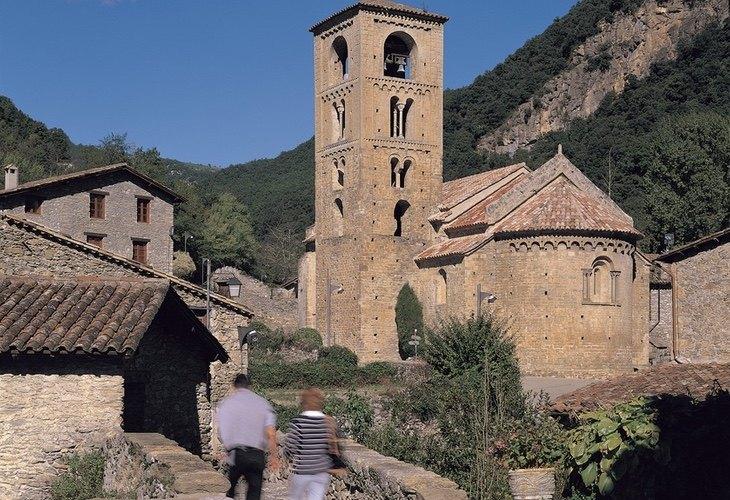Beget es uno de los pueblos incluidos en la lista | Turismo Cataluña