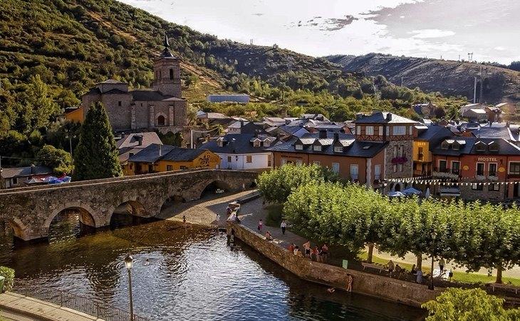 Molinaseca destaca por su entorno natural | Alto Molinaseca