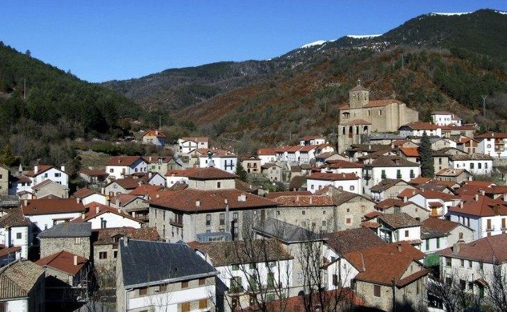 Roncal es uno de los pueblos que han entrado en la lista en Navarra | Turismo Navarra