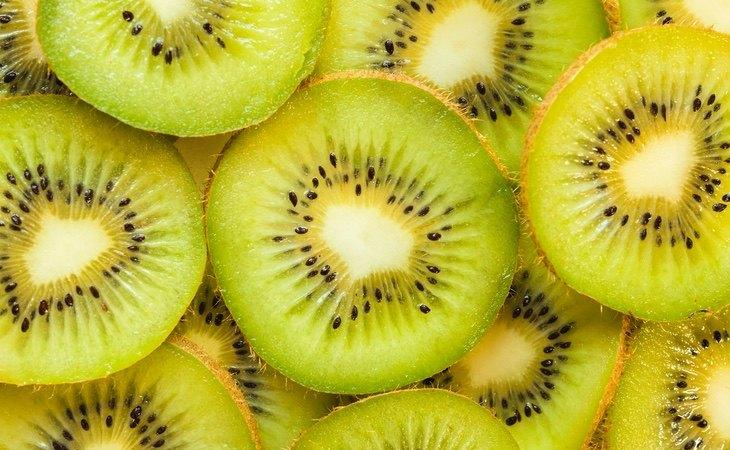 El kiwi tiene múltiples propiedades
