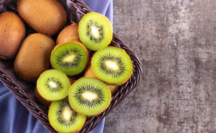 El kiwi tiene un gran perfil nutricional