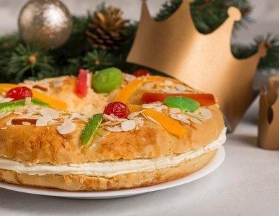 Los peores roscones de Reyes con nata del supermercado en 2020, según la OCU