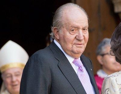 Publican una foto del rey Juan Carlos en Abu Dhabi que enciende las alarmas por su estado de salud