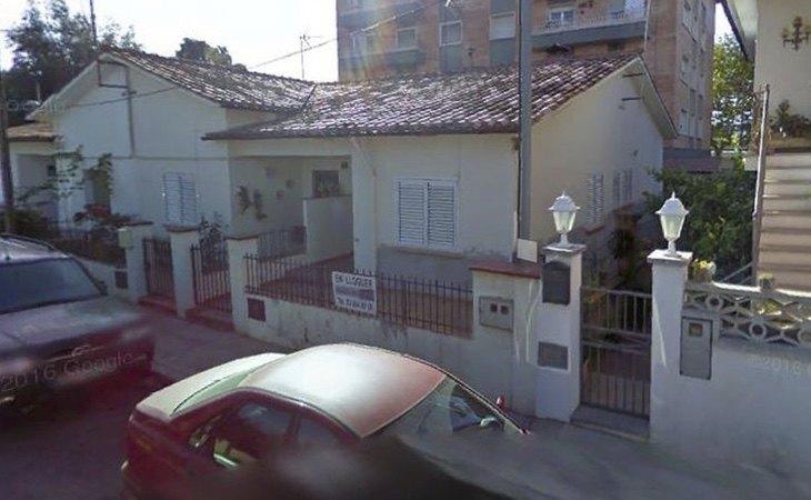 La vivienda del fallecido en Palau-Solità i Plegamans