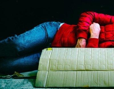 Muere de frío una persona sin hogar de 30 años hallada en un portal de Calatayud en plena borrasca Filomena