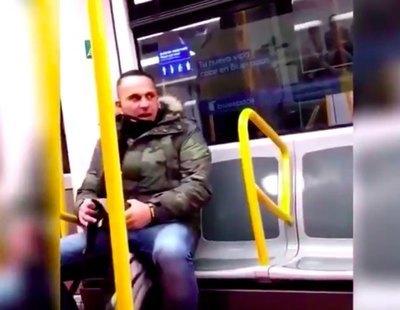"""Brutal agresión racista en el Metro de Madrid: """"Me cago en tus muertos sudaca"""""""