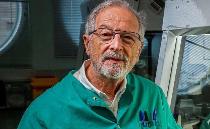 Luis Enjuanes trabaja en la vacuna española contra el coronavirus