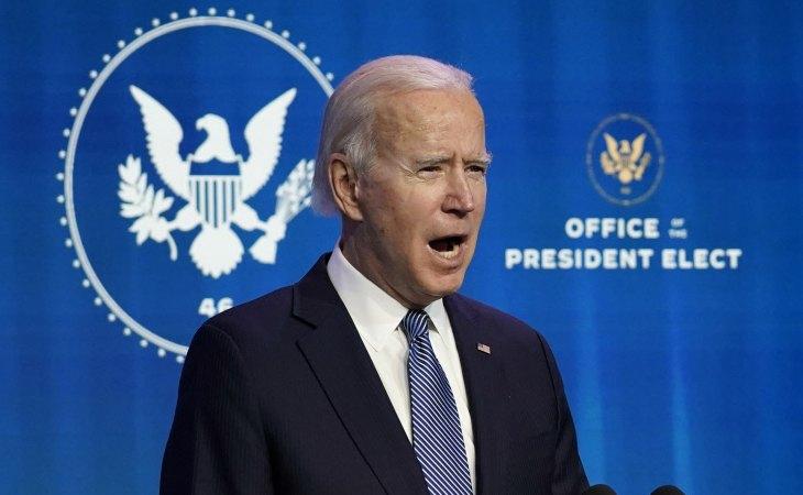 El demócrata Joe Biden jurará el cargo el próximo 20 de enero