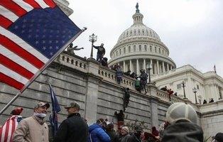 """Seguidores de Trump planean un segundo asalto al Capitolio y un """"alzamiento"""""""