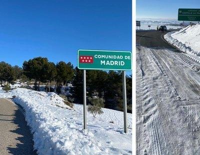 El demoledor tuit que desmonta la gestión de Ayuso en la nevada que ha bloqueado Madrid