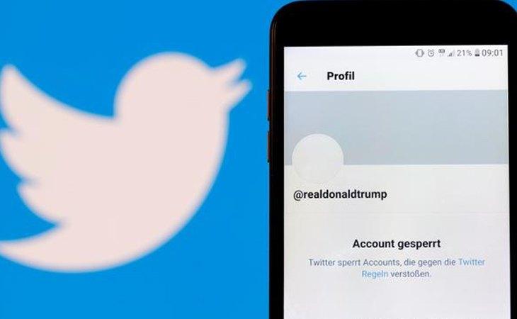 Twitter ha suspendido permanentemente la cuenta de Donald Trump