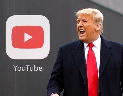 """YouTube suspende el canal de Donald Trump y borra un vídeo por """"riesgo de violencia"""""""