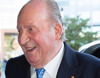 El PSOE vuelve a impedir que el Congreso investigue al rey Juan Carlos por las tarjetas black