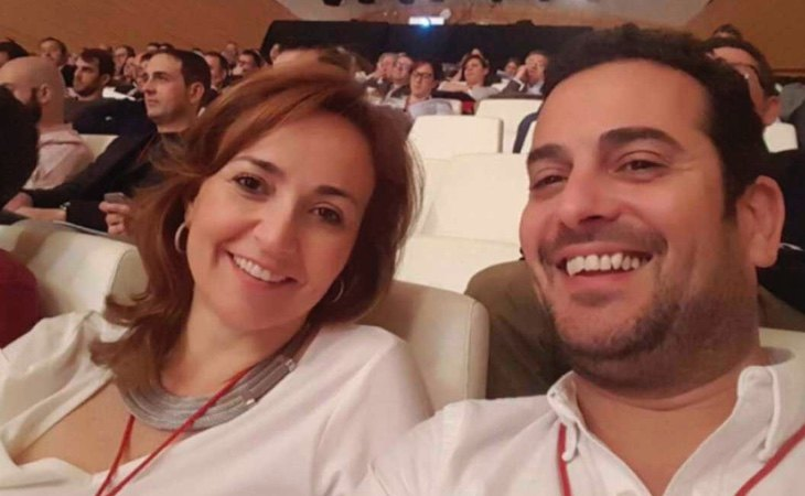 Ximo Coll y Carolina Vives