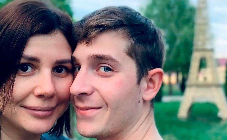 Marina se ha casado con el joven de 21 años