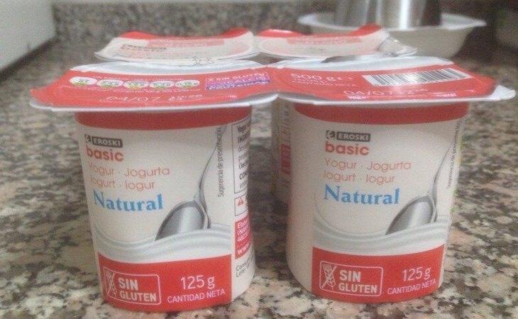 Yogur Natural Eroski Basic