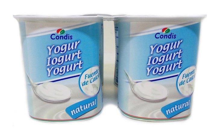 Yogur Natural Condis