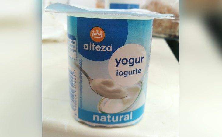 Yogur Natural Alteza