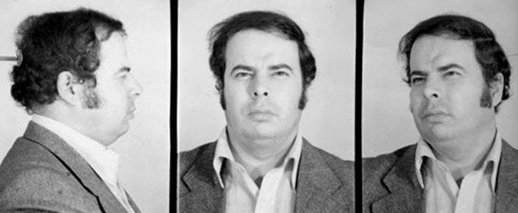 Luis Enrique Hellín Moro, durante su detención