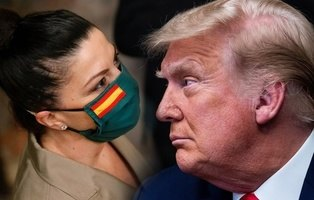 VOX defiende el Nobel de la Paz para Donald Trump después del asalto al Capitolio
