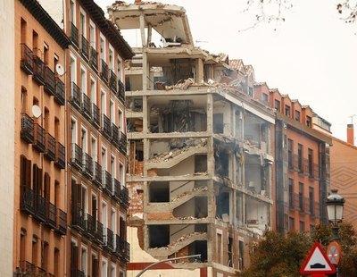 Cuatro muertos y varios heridos en una fuerte explosión en la calle Toledo de Madrid