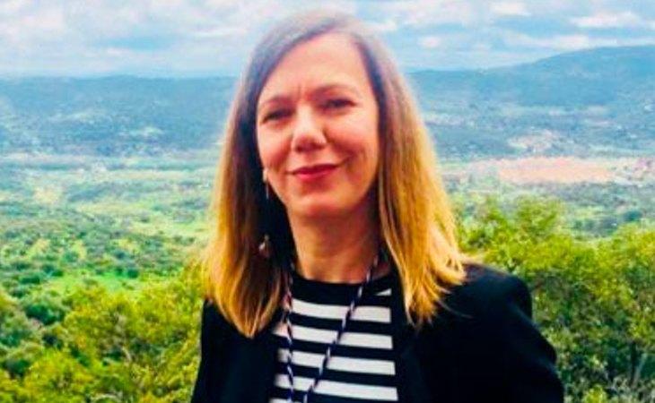 Soraya Cobos, concejala del PSOE en el Ayuntamiento de Plasencia (Cáceres)