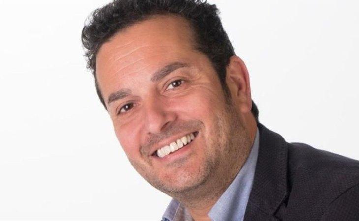 Ximo Coll, alcalde de El Verger (Alicante)