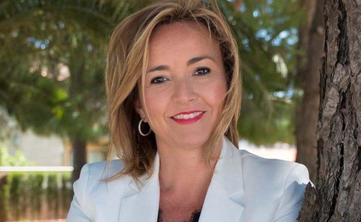 Carolina Vives, alcaldesa de Els Poblets (Alicante)