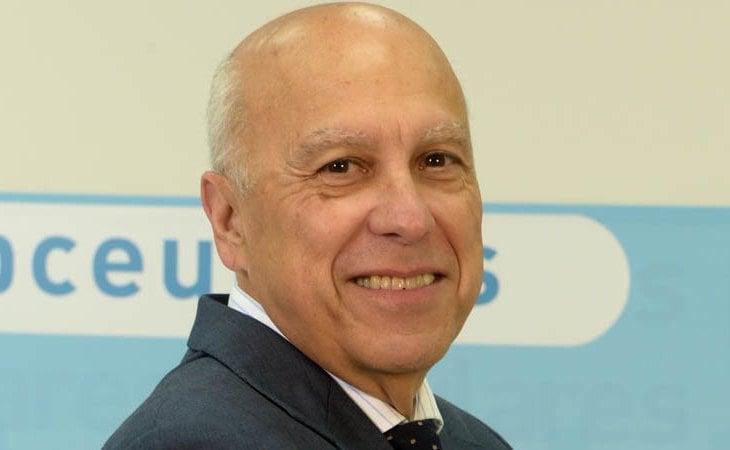Javier Guerrero, consejero de Sanidad de Ceuta
