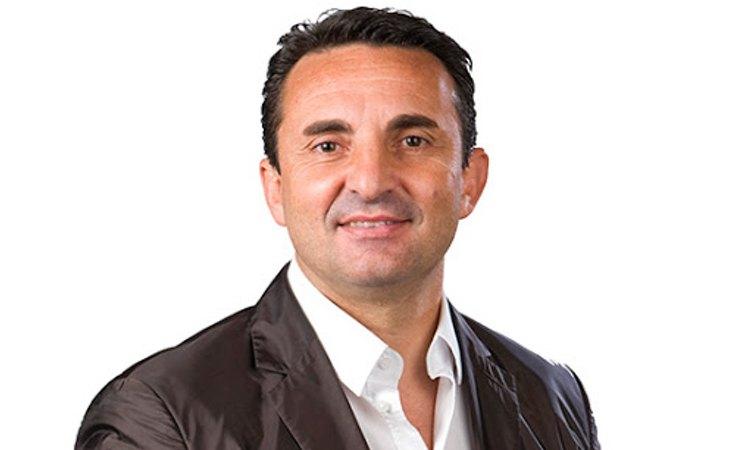 Bernabé Cano, alcalde de La Nucía (Alicante)