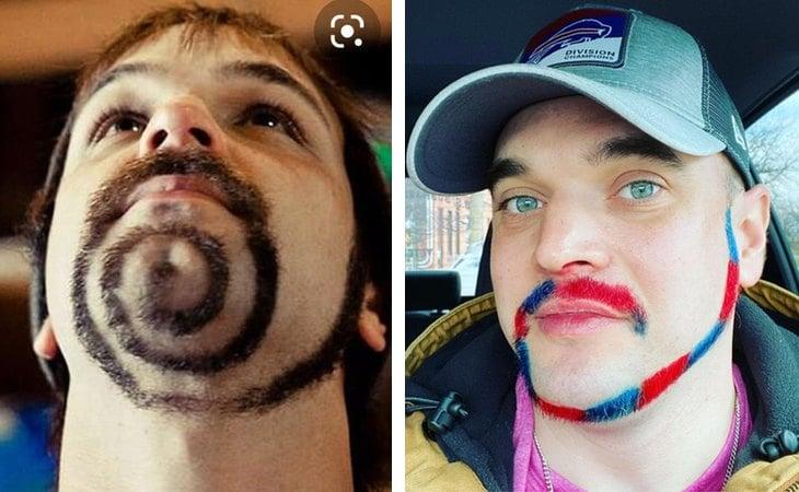 Las opciones más atrevidas de barba a lo