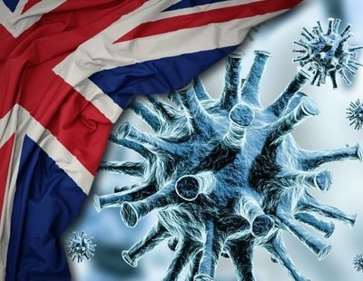 Reino Unido alerta de que la cepa británica podría ser hasta un 30% más letal