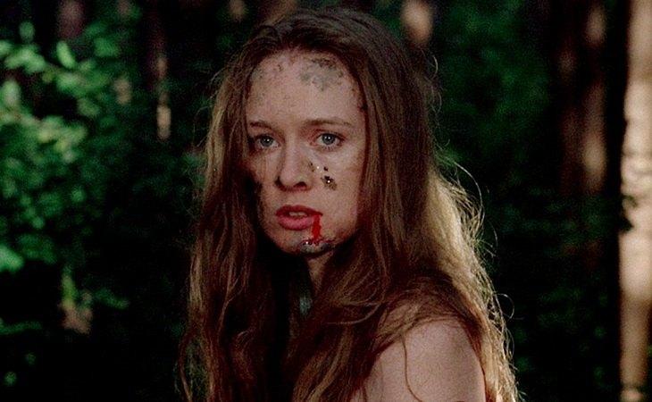 Camille Keaton en 'La violencia del sexo', de Meir Zarchi