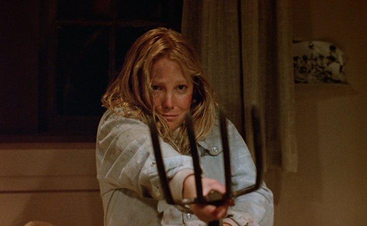 Amy Steel en 'Viernes 13, 2ª parte', de Steve Miner