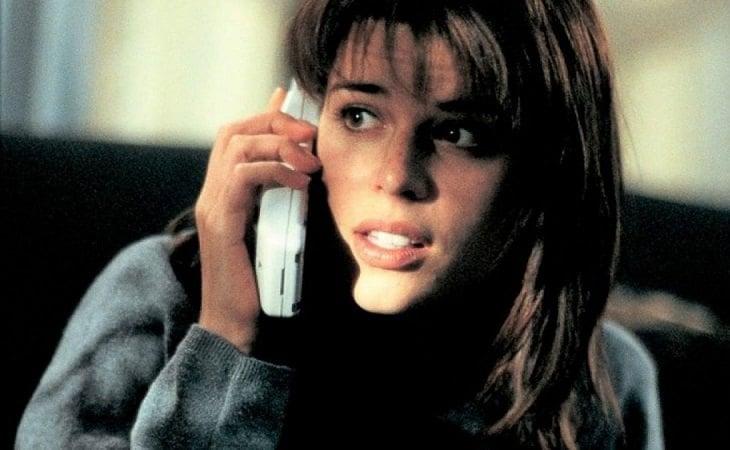 Neve Campbell en 'Scream. Vigila quién llama', de Wes Craven
